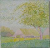 Realisem oil painting