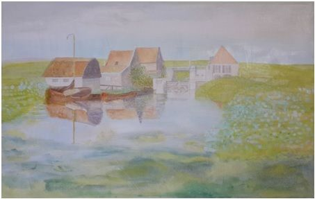 Oil painting 17 - Margreet's art