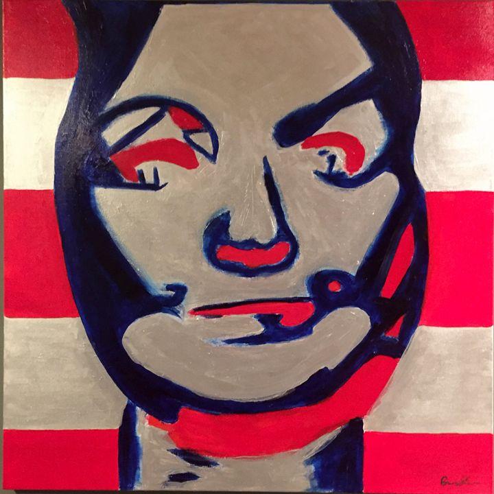 Hillary Clinton Bit Pop - Bruce Stenberg