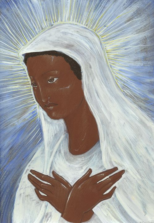 Immaculate Conception - Working with Jesus