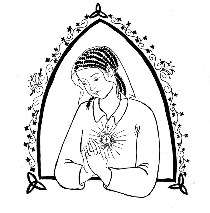 """""""First Holy Communion"""" - Working with Jesus"""