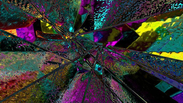 Corrupted Nexus Triangle v2 - QuantumSuperbus