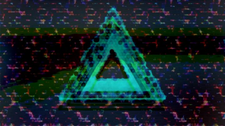 Abstract Triangle - QuantumSuperbus