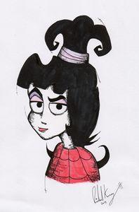 Lydia.