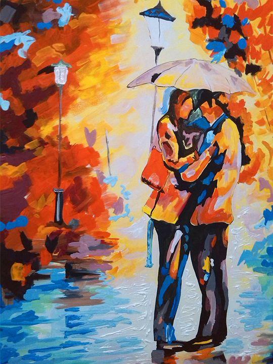 Lovers - www.pincelarte.tk