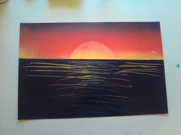 Third Sunset - Ryan Scott