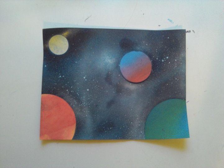 Little Four Planets - Ryan Scott