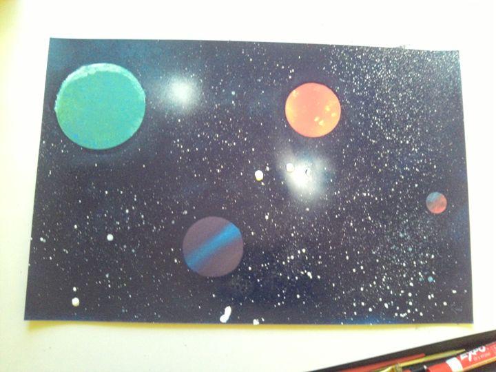 Four Planets - Ryan Scott