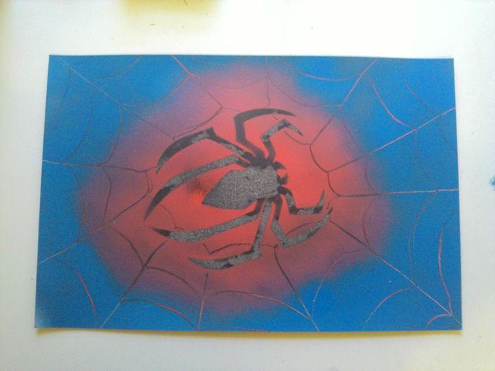 spider man - Ryan Scott