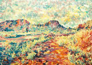 Landscape. (2018)