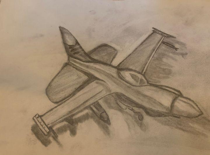 Fighting jet - Beanies beauties