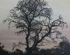 Deserted Tree