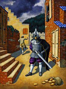 A Condottiere II