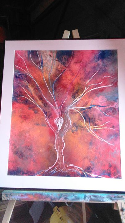 Abstract tree - INKteresting