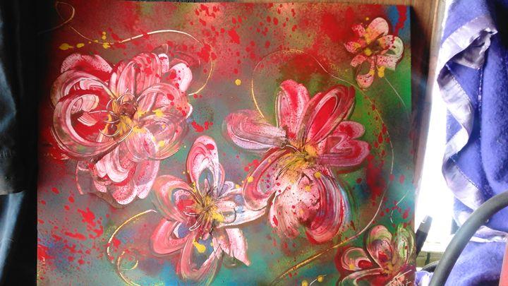 Blossoms - INKteresting