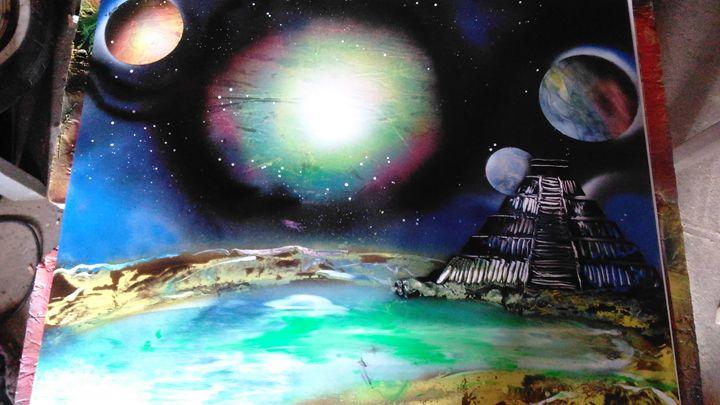 Galaxy maya - INKteresting