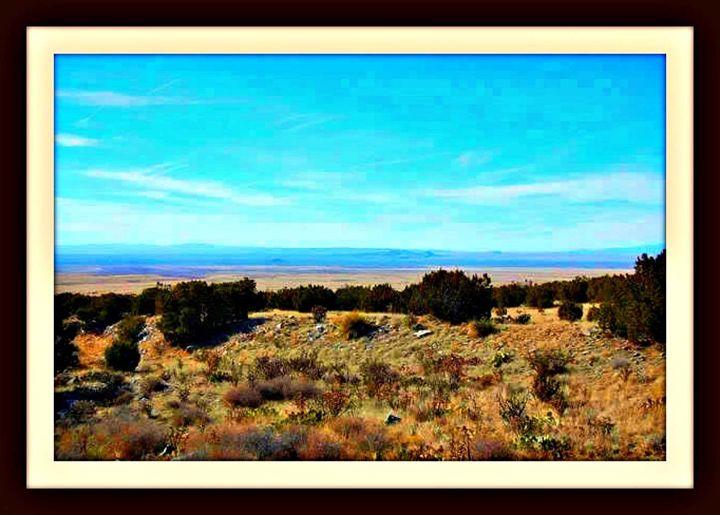 High desert landscape - stevenl