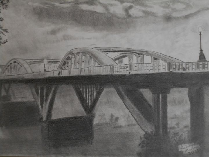 The Bridge - Randy Maske Artist