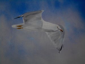 Solo Flight - Randy Maske Artist