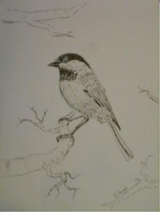 Feather Weight - Randy Maske Artist