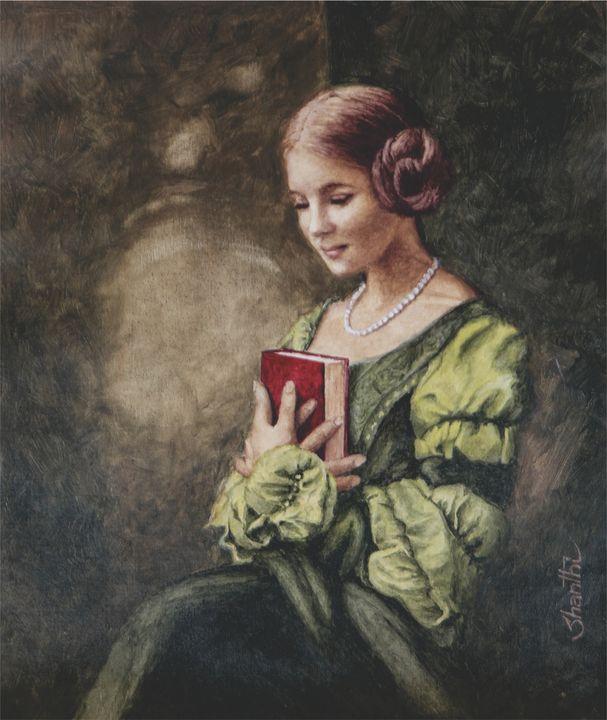 Poetess - David Gallery