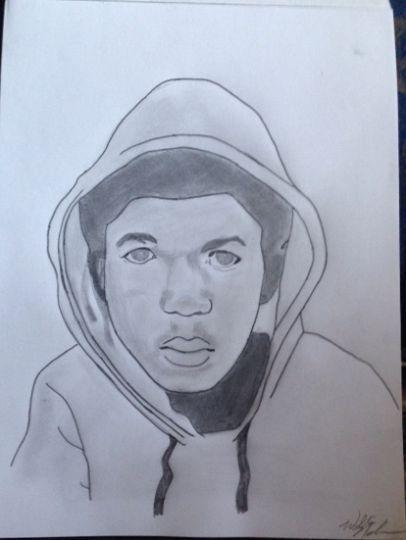 Trayvon Martin - Willis