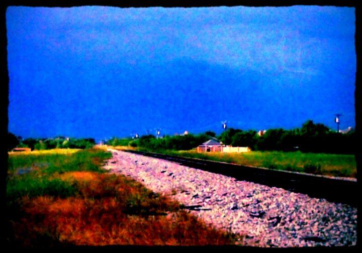 Along the Railroad - ARThompson