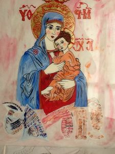 Mother of God Eleousa