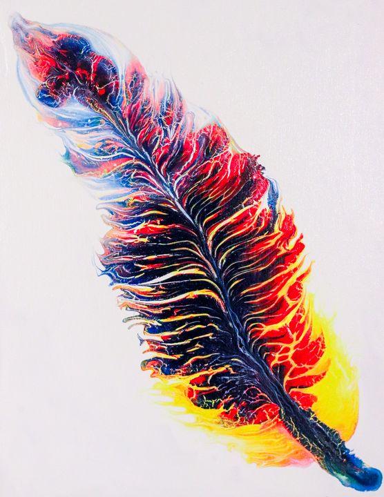 Feathering Fire - Virtuosity Artistry