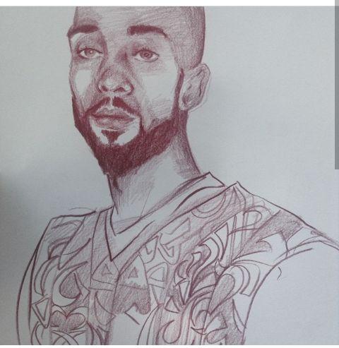 Portrait - ArtbyDebby
