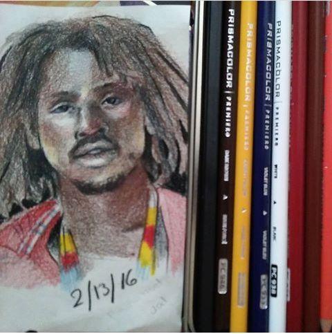 Emmanuel. Jah - ArtbyDebby