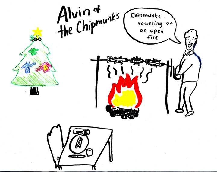 Alvin and the Chipmunks Meme - Josh Smith