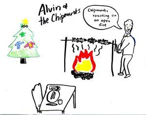 Alvin and the Chipmunks Meme