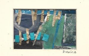 Mixed media collage 5