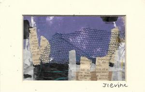 Mixed media collage 6