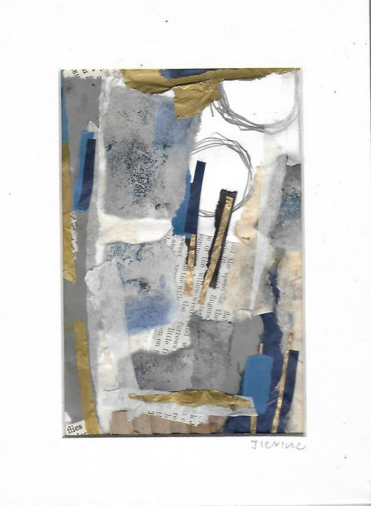 Collage 2c - Jess Levine Artist