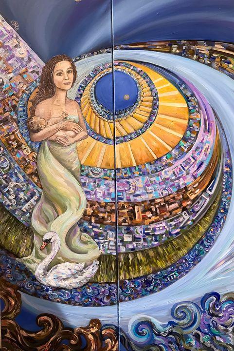 """Life"" - Pintor Nicolas"