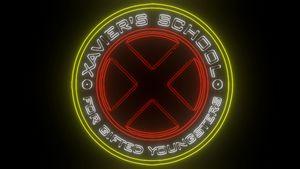 X-men Marvel Neon Sign