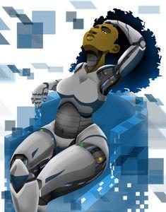 Sista Cyborg