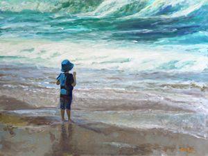 Little man, Big waves