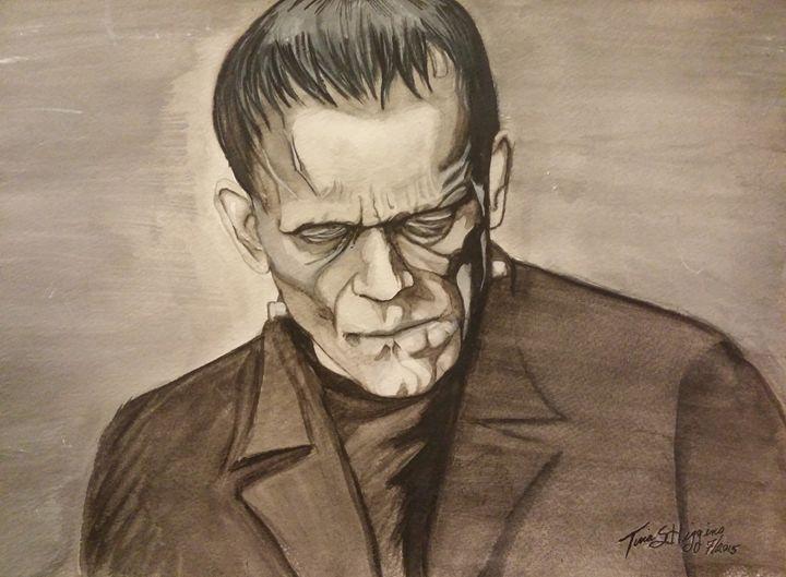 Frankenstein - MsAnnThrope's Gallery