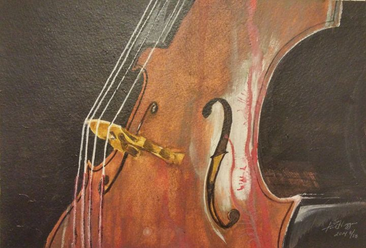 Dark Cello - MsAnnThrope's Gallery