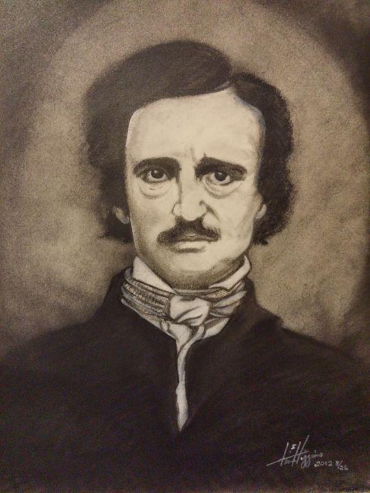 Egar Allen Poe - MsAnnThrope's Gallery