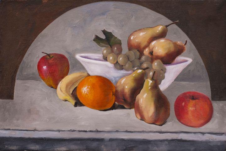 fruit - Tom David
