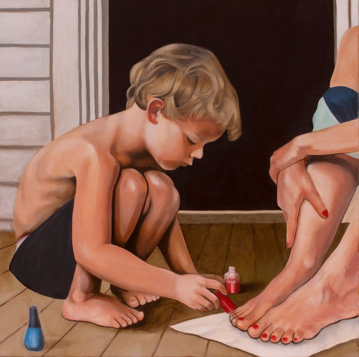 Momnma's Little Helper - Tom David