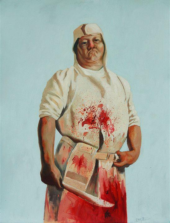 The Butcher - Tom David