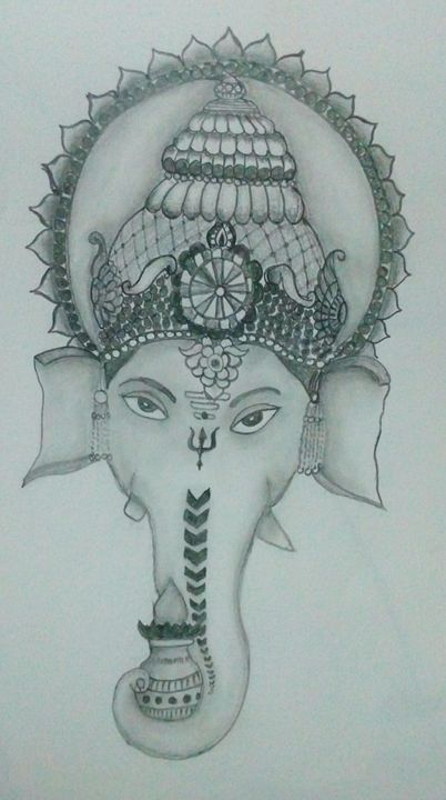 sketch - pankaj's artwork