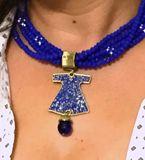 Austrian Cyrstal Handmade Necklace