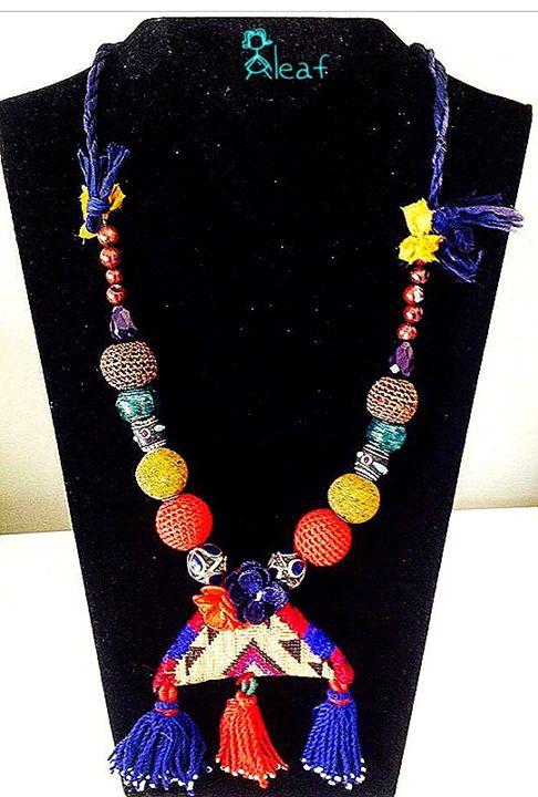 Handmade Good Luck Necklace - Aleaf