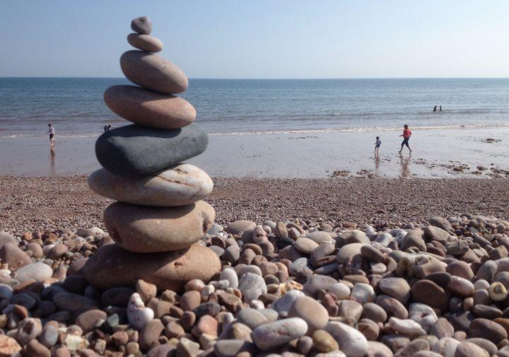 Sidmouth Beach 01 - Phaedra's Photography